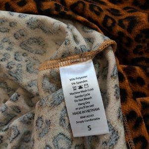 LuLaRoe Skirts - NWT LuLaroe Cassie Pencil Skirt (S) Leopard Print
